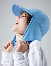 Junior Legionnaire Style Cap