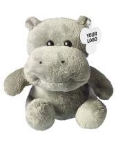 Plush Hippo